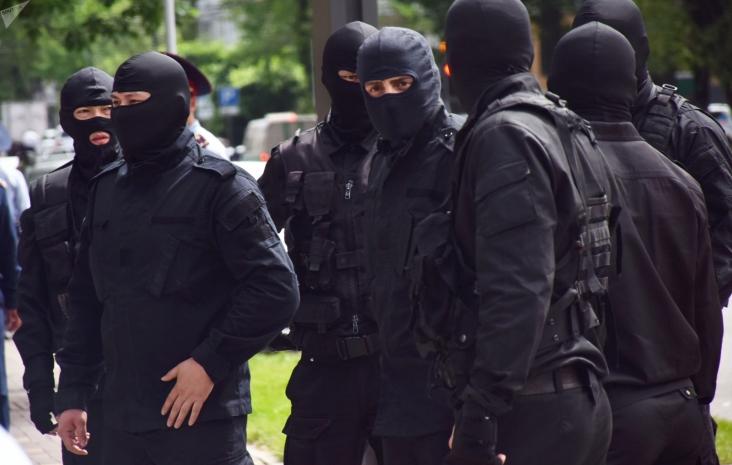 Глава МВД рассказал о «людях в черном»