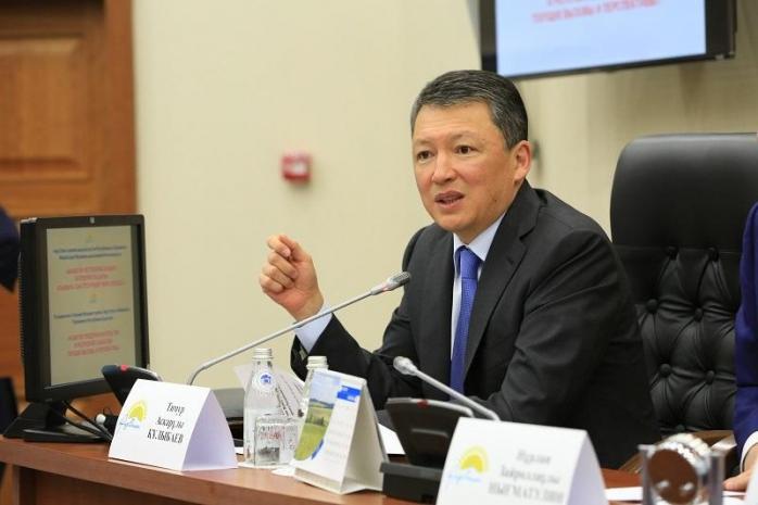 Тимур Кулибаев получил новое назначение