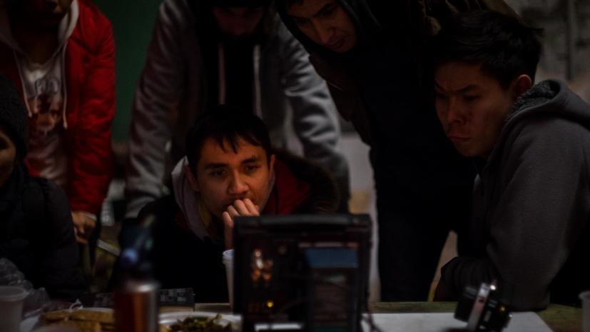 Total.kz: Фильмы Адильхана Ержанова показали на французском L'Etrange Festival