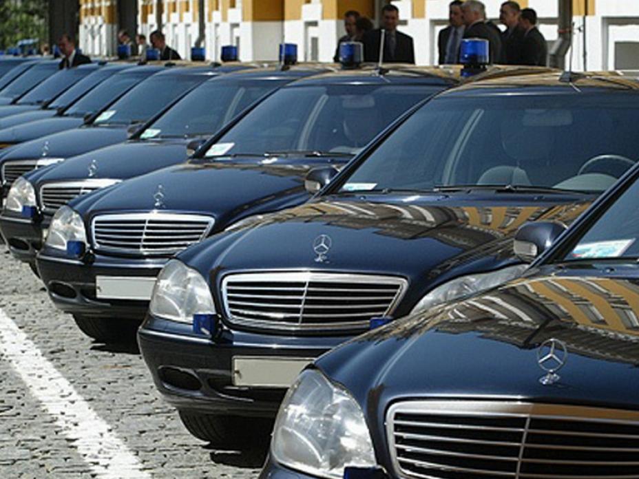 госзакупки автомобилей для чиновников