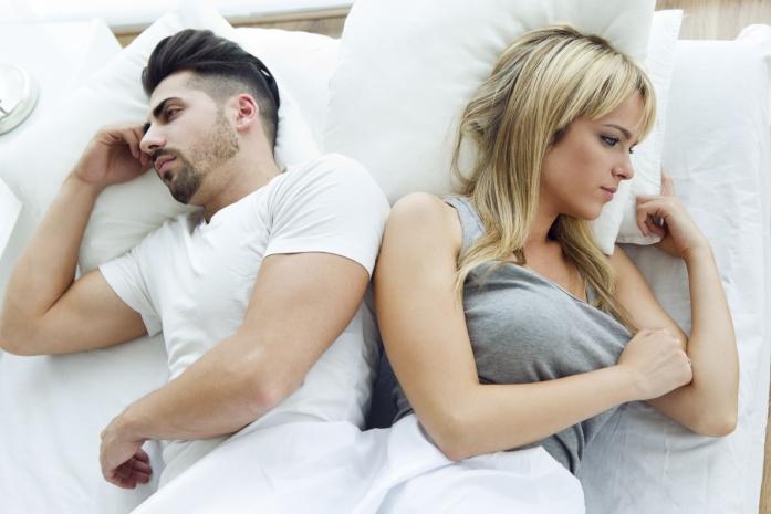 От чего у женщины теряется интерес к сексу