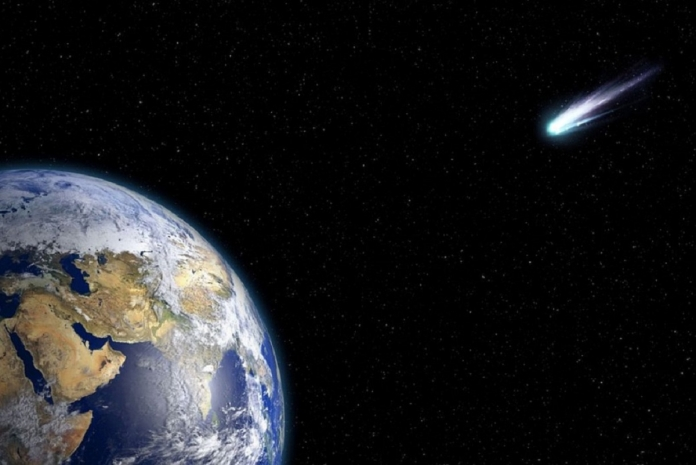 is asteroid hitting earth - 1 день 960×540