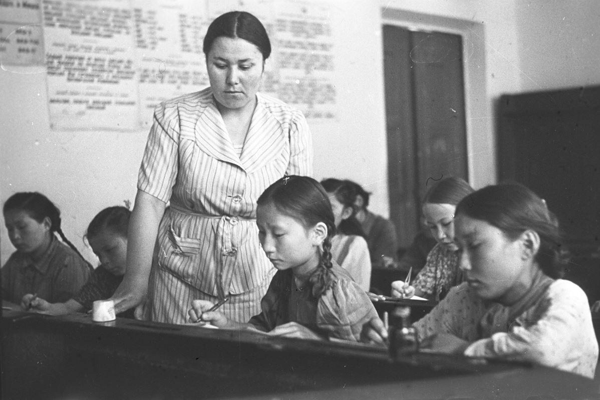 сделан казашки в советское время фото все