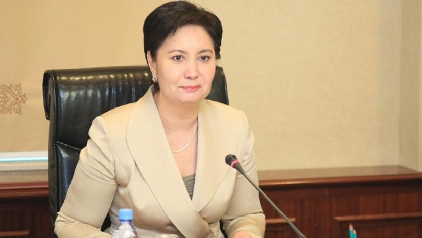 Гульшара Абдыкаликова покинула пост Госсекретаря РК