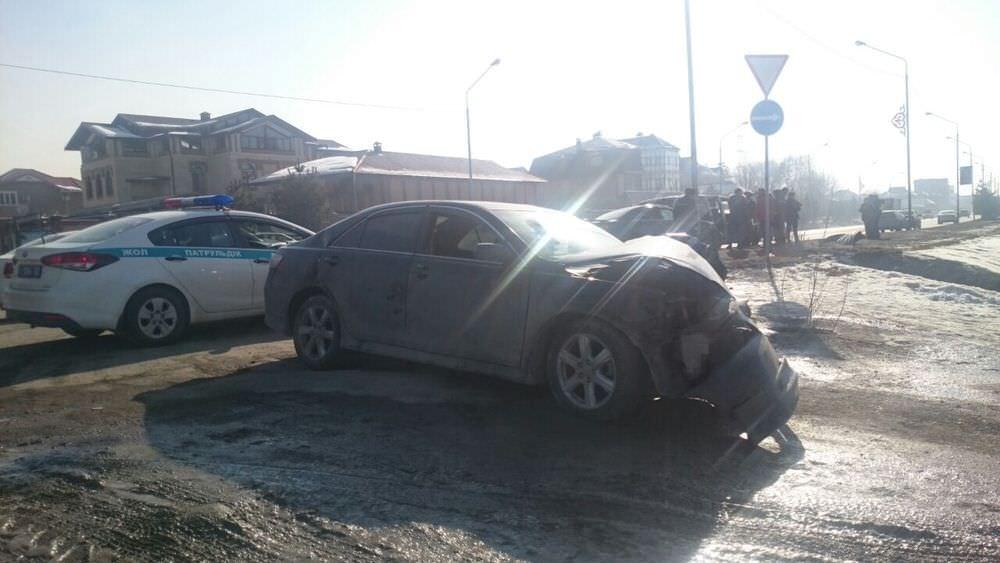ВДТП натрассе Екатеринбург— Серов пострадало 8 человек