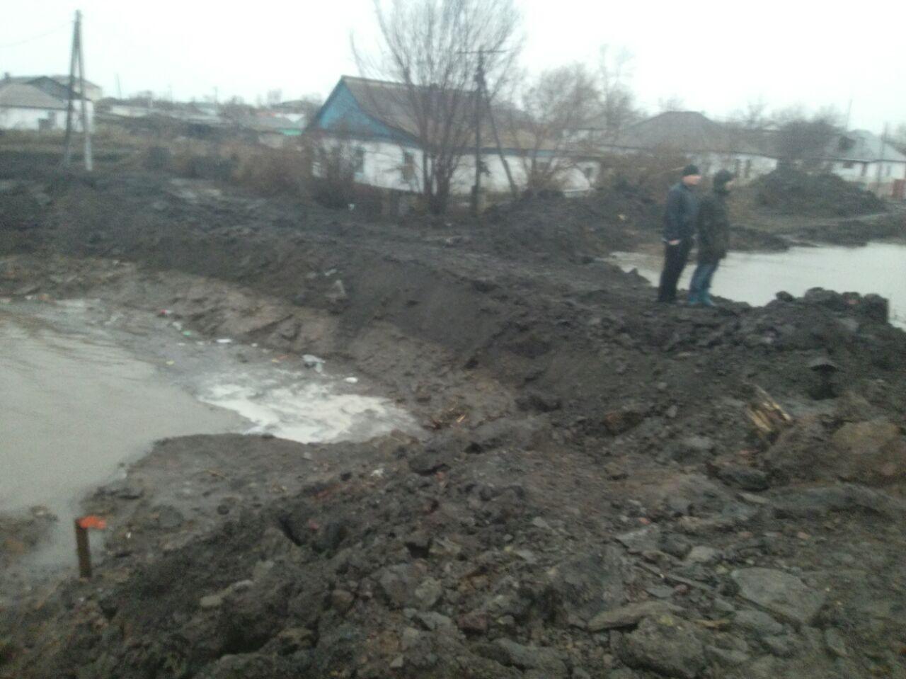 Войсковой части вАкмолинской области больше не грозит подтопление